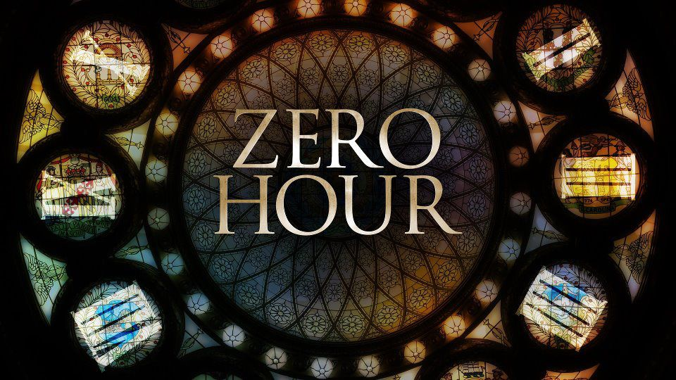 zero hour Zero hour - the final two hours of the inside 9/11 - captures the horror and the heroism witnessed on september 11, 2001, and takes you into the last moments of those who died that day and the thousands of others who survived the tragedy but will always live with the battle scars from a day we.