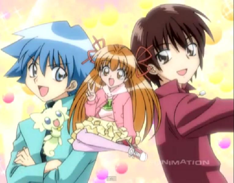 Zero, Ichii and Nina