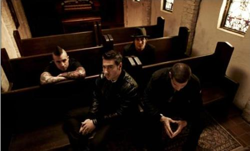 Avenged Sevenfold wallpaper probably containing a drawing room, a family room, and a parlor entitled a7x