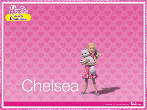 barbie life in the dreamhouse - barbie-movies Wallpaper