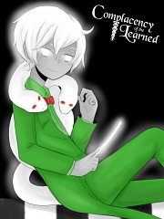 becaUse i want to spam this clUb with homestUck