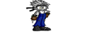 blade the wolf - sonic-fan-character-rp photo