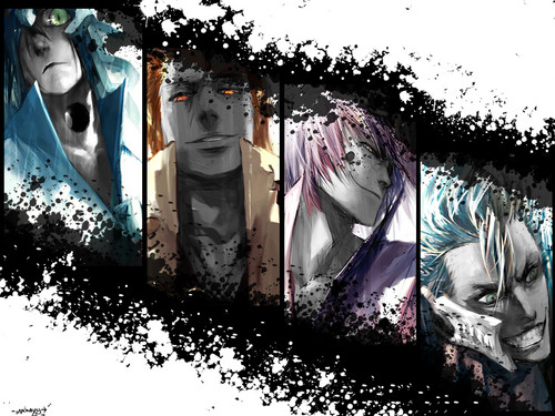 Bleach Anime wallpaper entitled bleach