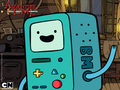 bmo hey - adventure-time-with-finn-and-jake wallpaper