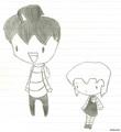 chibi doodles