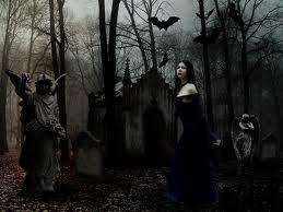 dark things...