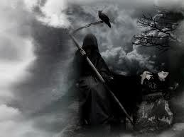 death comes near