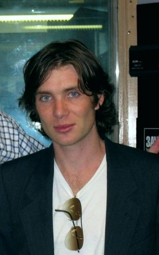 drop dead gorgeous Cillian