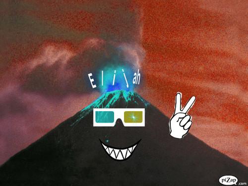 epic valcano