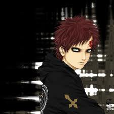 Gaara of Suna wolpeyper possibly with a portrait titled gaara