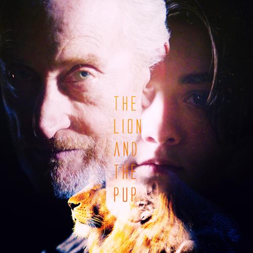 Tywin & Arya