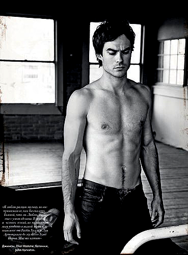 Ian Somerhalder Hintergrund containing a stück, hunk and a six pack called hot-ian-hot