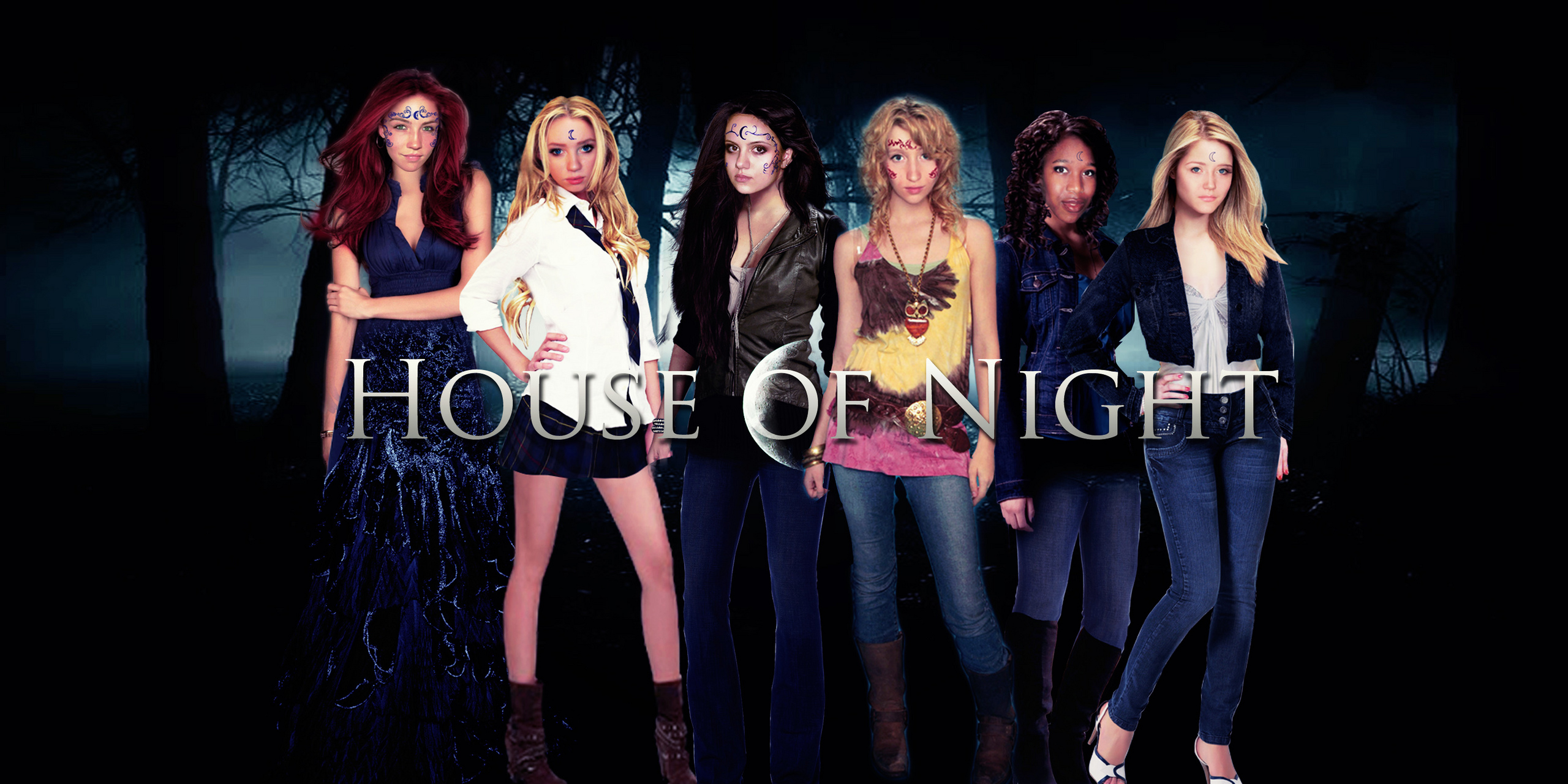House of night series images house of night zoey redbird for Housse of night