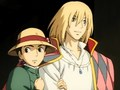 howl & sophie - howls-moving-castle photo