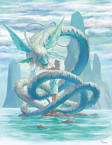 human+Dragon!:D