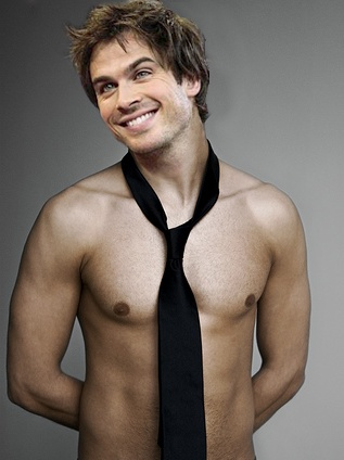 Ian Somerhalder wallpaper possibly with skin called ian somerhalder <3