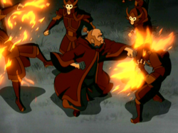 Iroh wallpaper containing a fire and a fire titled iroh