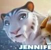 j lo's snow tigresse 2