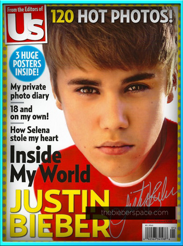 jb on the cover!! - justin-bieber Photo