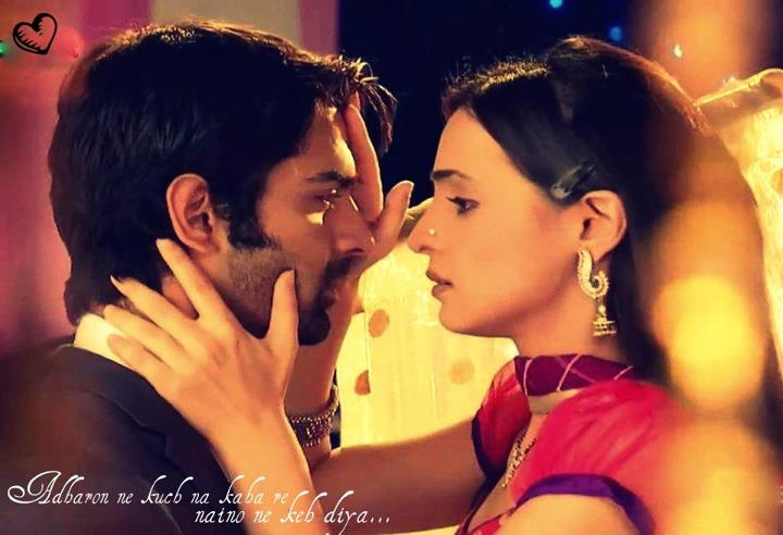 Khushi and arnav barun sobti fan art 30833918 fanpop