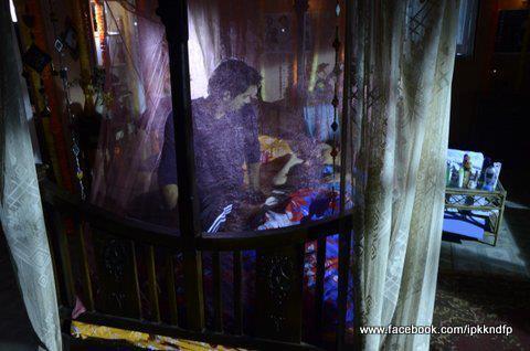 khushi and arnav's cama scenes