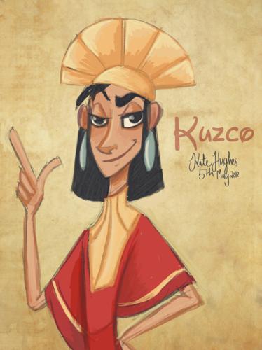 kuzco <3