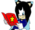 lune:WTF I'm reading?!? - lune-the-hedgehog photo