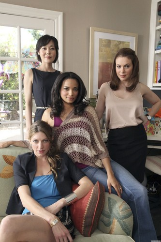 mistresses - alyssa-milano Photo
