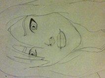 my sketch of Mercy ( for Katroxs1)