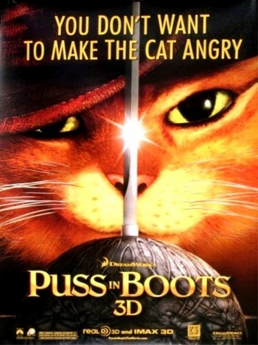 puss in boots the movie
