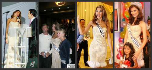 repeated dresses in Venezuela