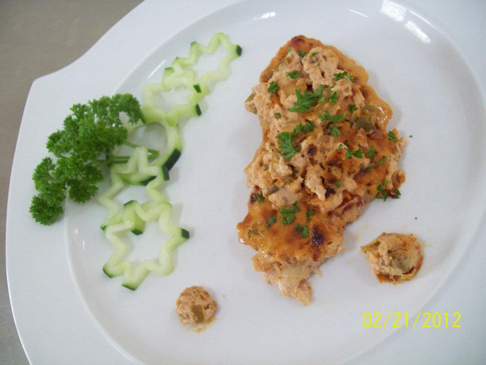 salsa cream chicken