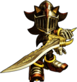 shadow the hedgehog with sword - shadow-the-hedgehog photo