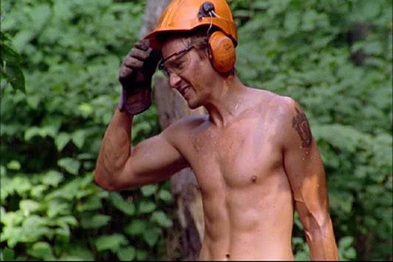 shirtless Jeremy