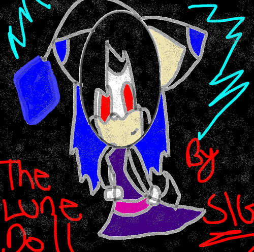 the NEW lune doll