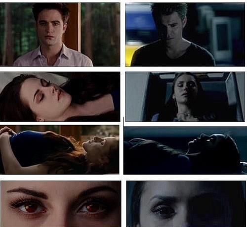 twilight and TVD