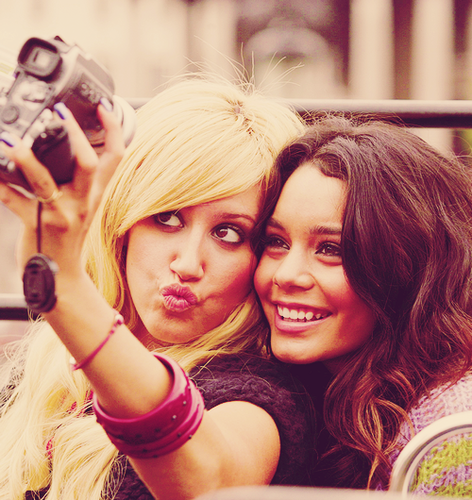 vanessa and ashley