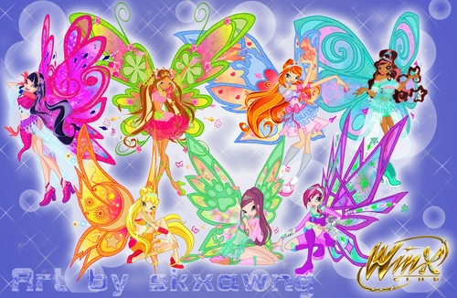 amazing - the-winx-club Photo