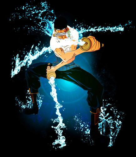 zorro water style