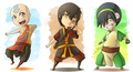 zuko aang and toph