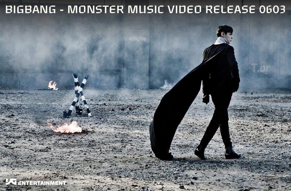 "[BIGBANG - ""Monster"" M/V Pics (T.O.P)"