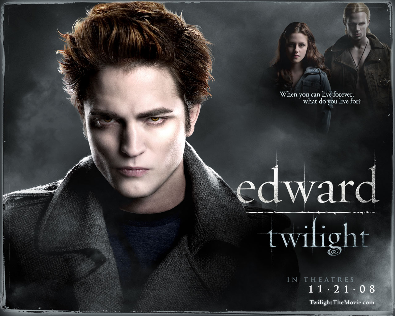 Edward Edward Cullen Photo 30928055 Fanpop
