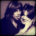  Ozzy &amp; Randy  - heavy-metal icon