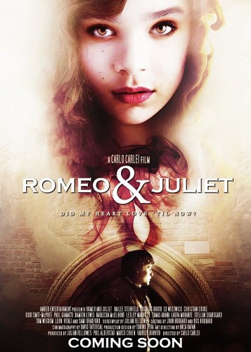 'Romeo & Juliet'- Movie Poster