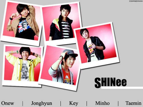 **SHINee**
