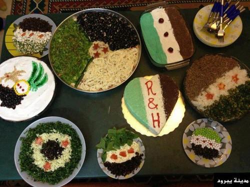 أكل منشق عن النظام السوري