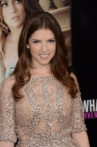 Anna Kendrick images 05.14.12 What to Expect LA Premiere wallpaper and background photos