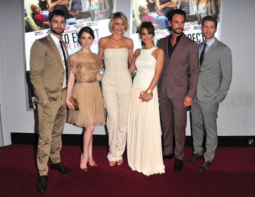 05.22.12 What to Expect London Premiere