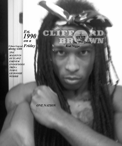 "1-HunDredd ""Clifford Brown"""
