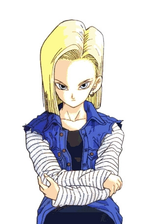 18 dragonball z girls only photo 30908554 fanpop - Dragon ball zc 18 ...